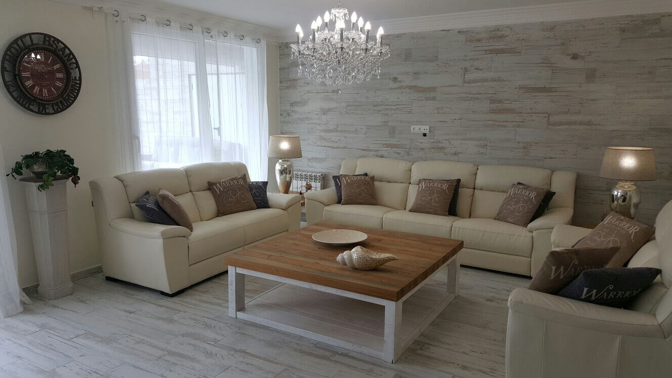 02 Living room - Piso Sitges