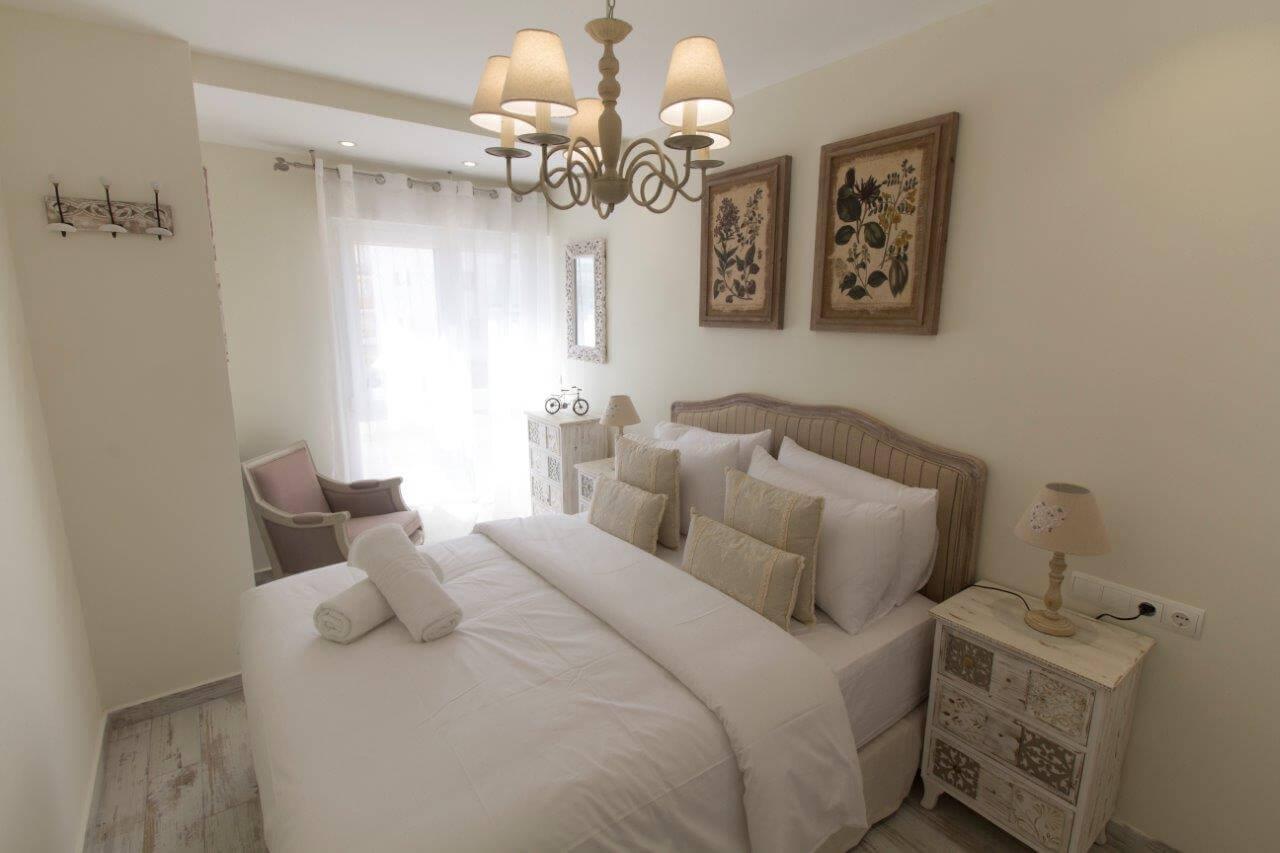 09 bedroom - Piso Sitges