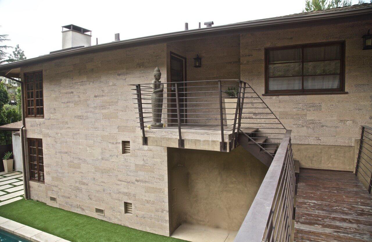5 - Fachada vivienda