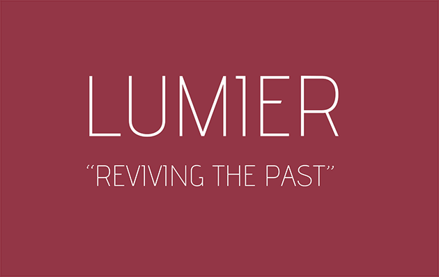 texto slider lumier - Inicio