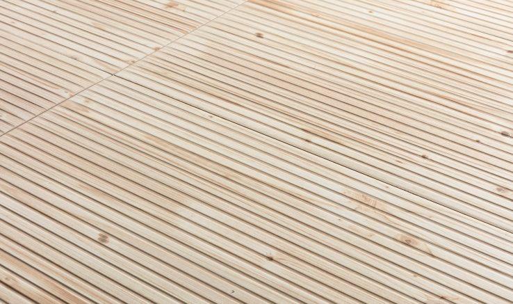 Pavimentos de madera cerámica efecto deck