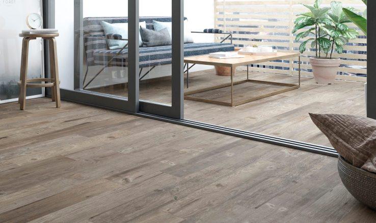 Ideas decoración salones y terrazas con madera