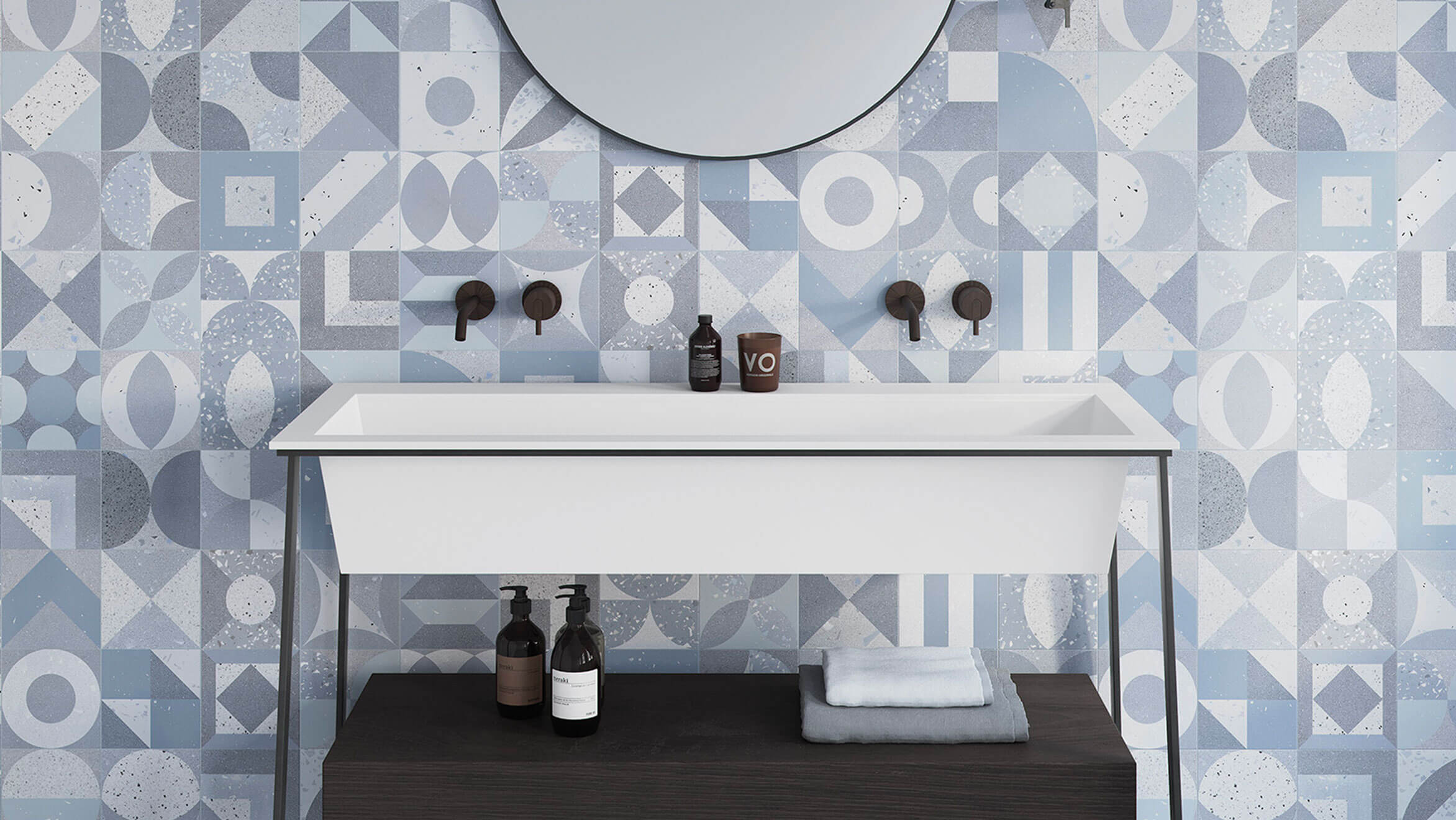Reformar el baño con estilo