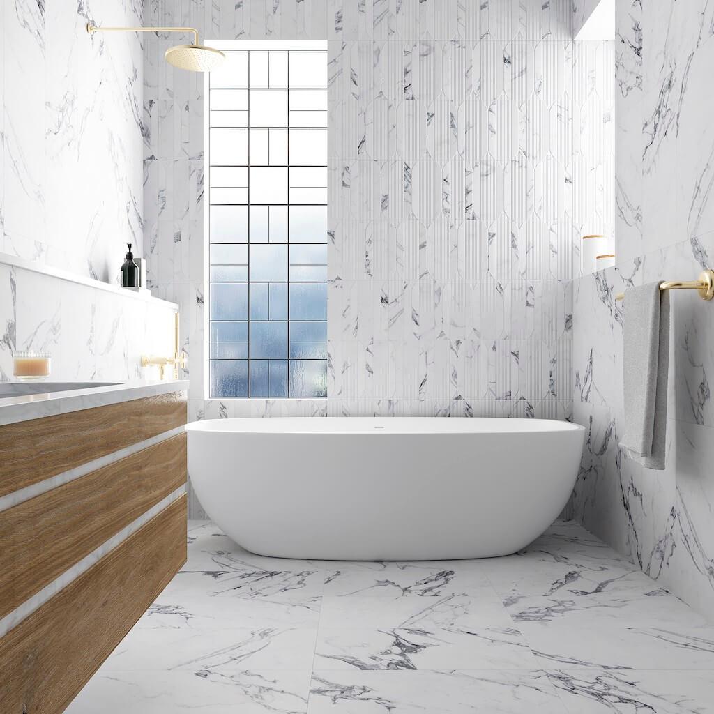 Tedencias baño Aura Calacata