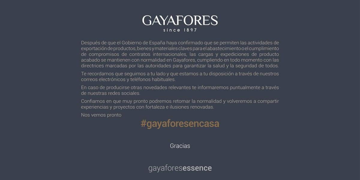 Gayafores slide web 1