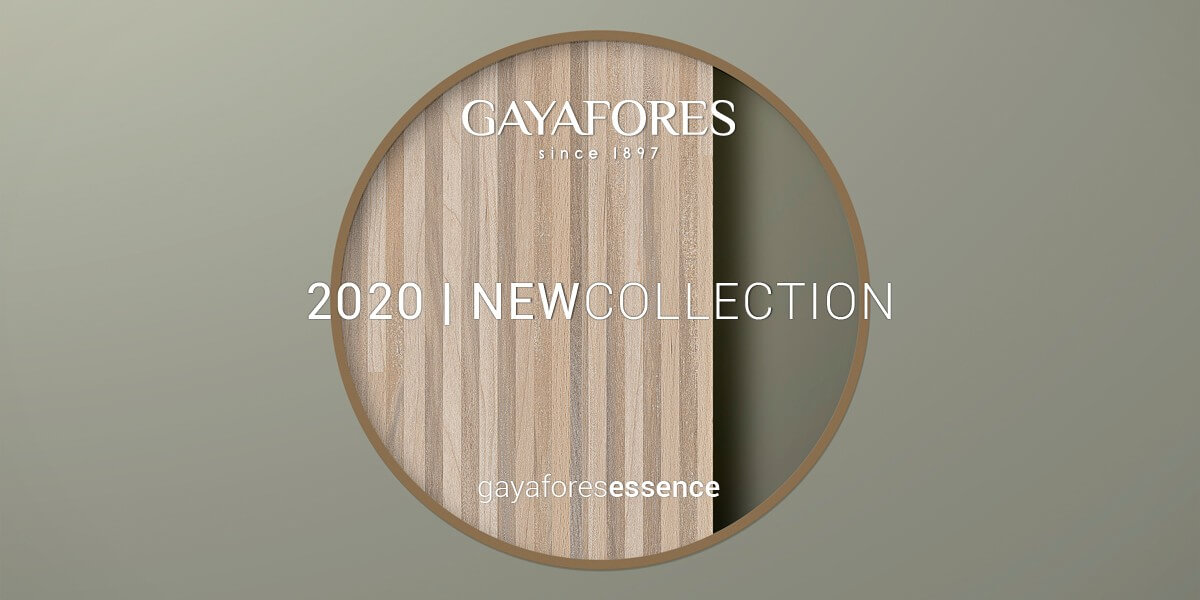 Gayafores Lama Haya new porcelain tiles collection