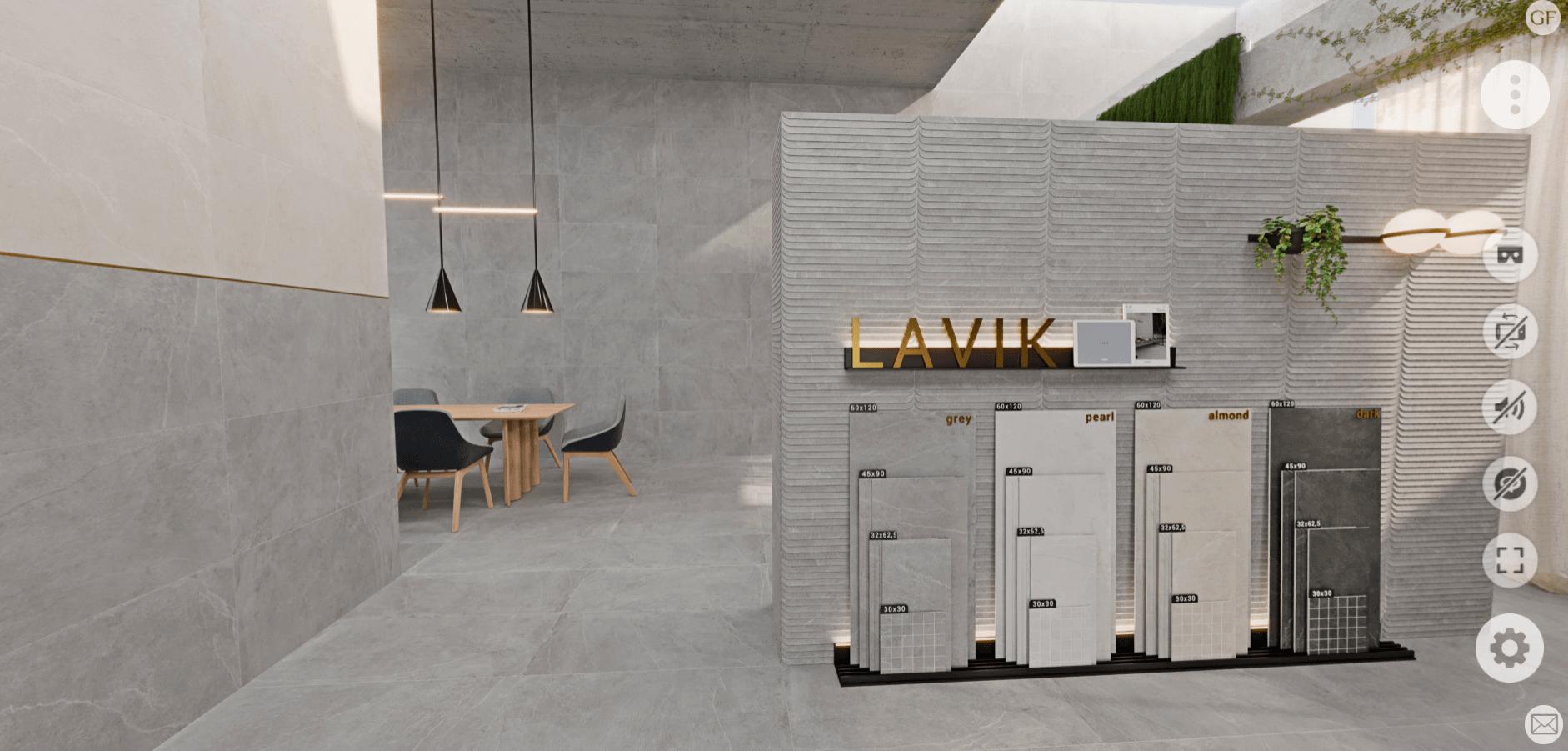 Gayafores Lavik App Porcelain Tiles 6