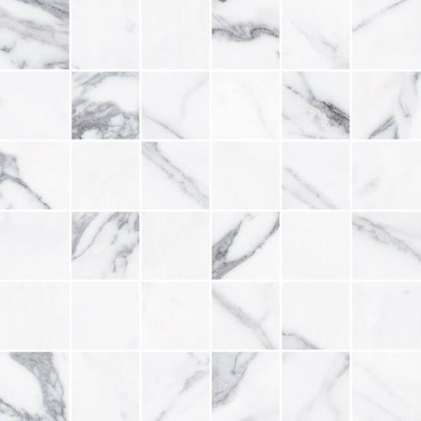 mosaico aura calacatta 30×30