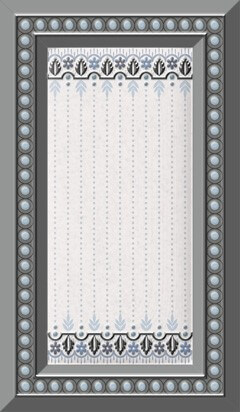 inserto austral silver 7x12