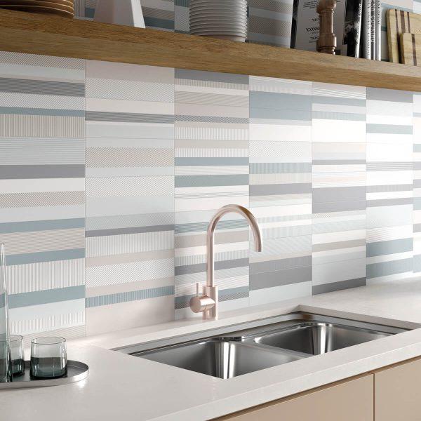detalle brick gradient aqua cocina