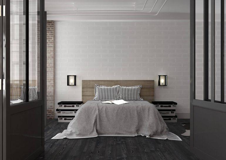 foto brick white