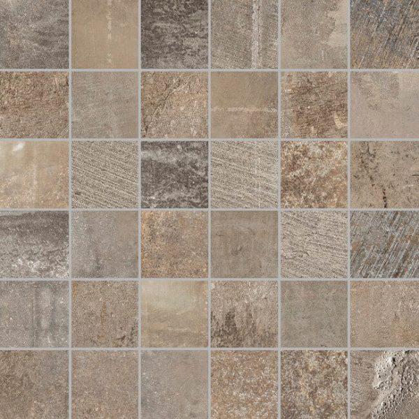 mosaico boldstone ocre 30x30 600x600