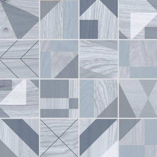 mosaico kaleido gris 30×30