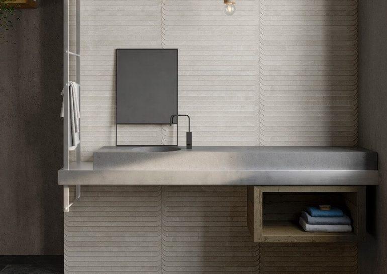 foto banyo lavik pearl almond grey