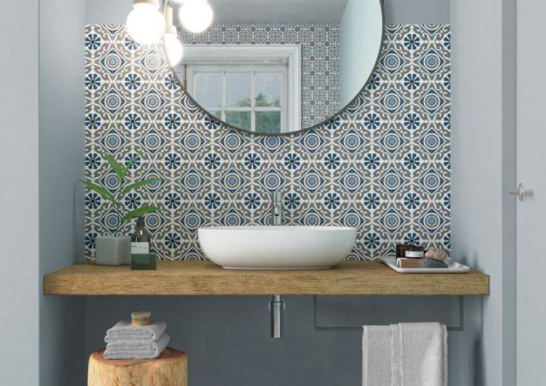 foto musa blue banyo