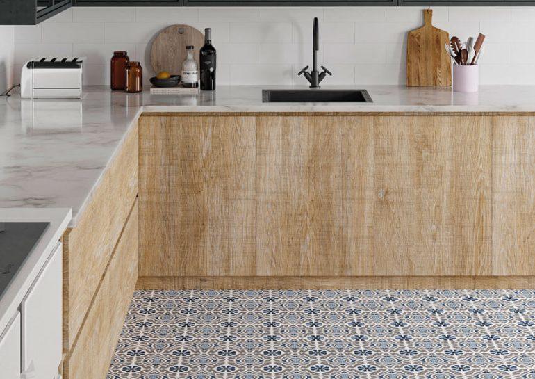 foto musa blue cocina
