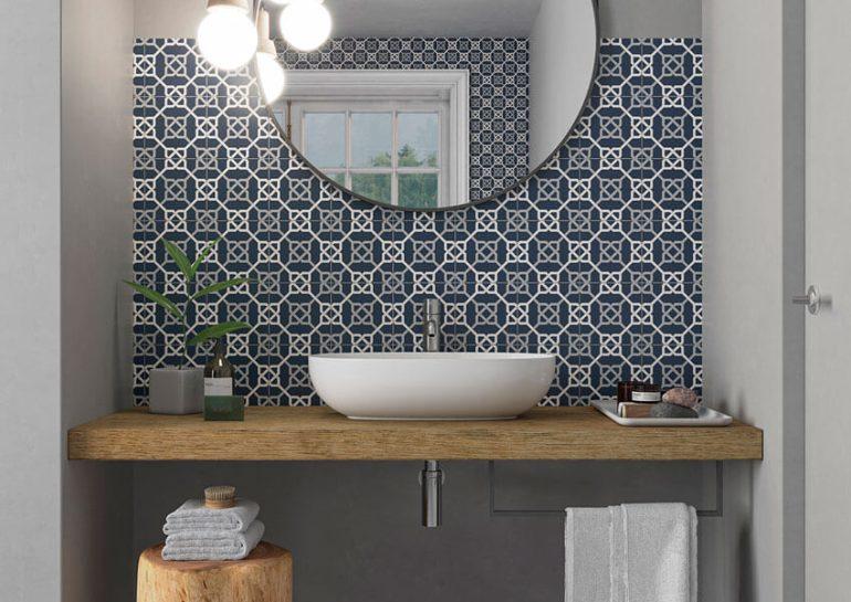 foto nautic blue banyo
