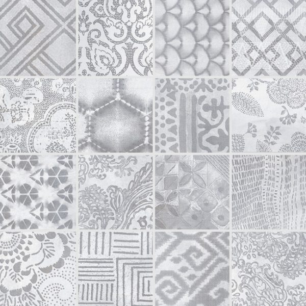 mosaico pandora blanco 30×30