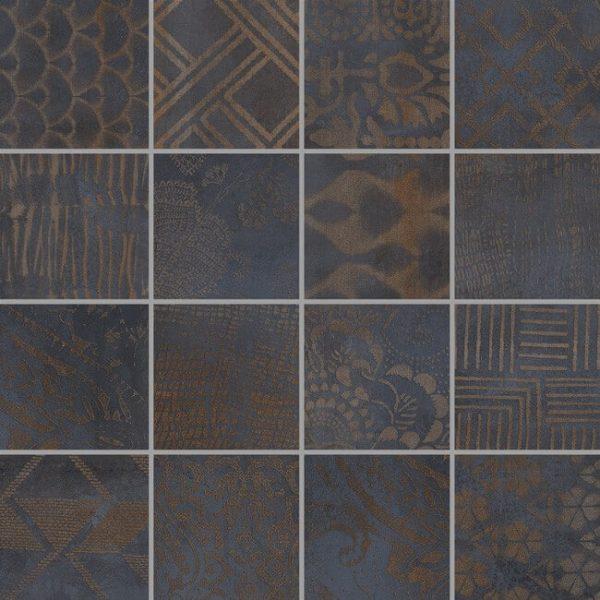 mosaico pandora dark 30×30