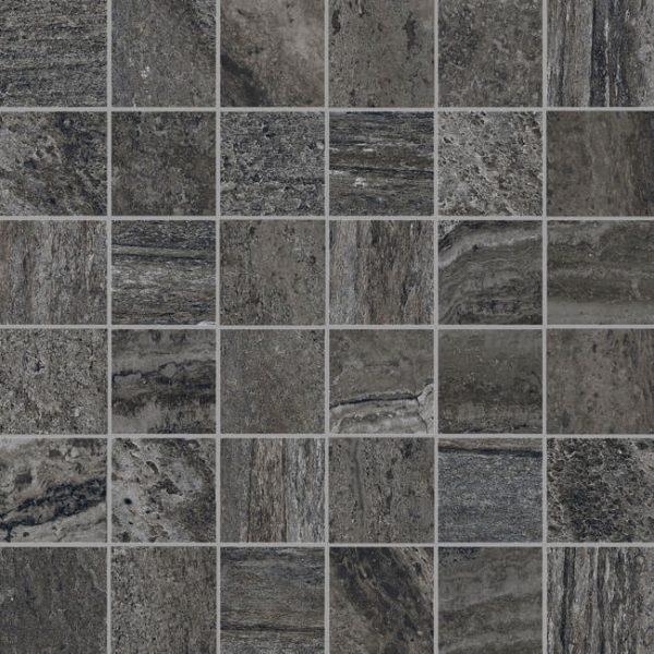 mosaico portman antracita 30x30 600x600