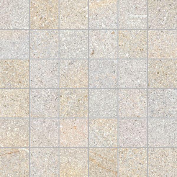 mosaico sandstone almond 30×30