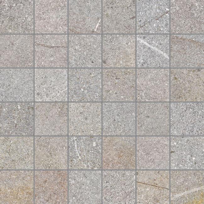 mosaico sandstone gris 30x30