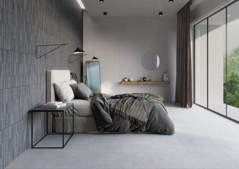 foto sassi dormitorio