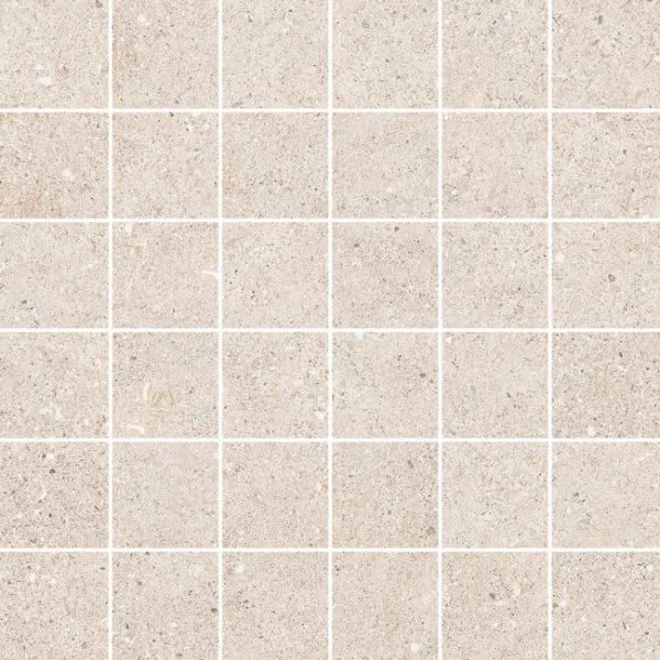 mosaico sassi beige 30x30 600x600