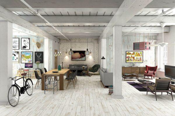 foto tribeca loft 2
