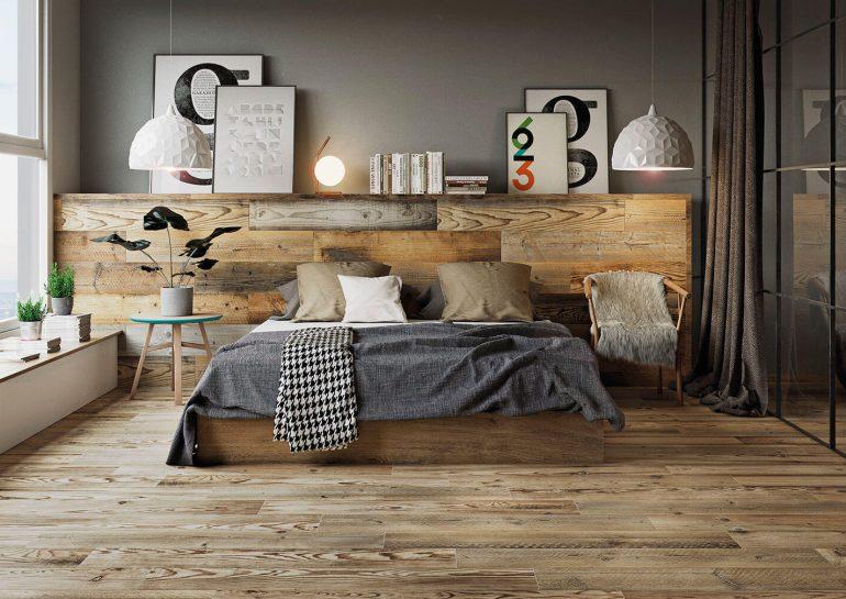 foto village dormitorio